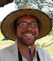 Dr Brian Hawkins : Bush Blitz Senior Project Officer - Data Manager: