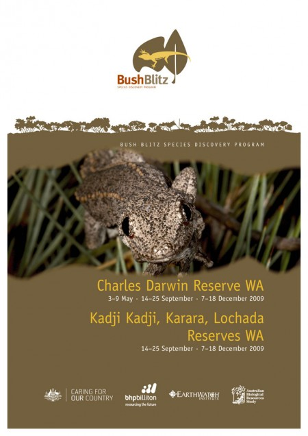 Avon Wheatbelt and Yalgoo Bioregions WA 2009