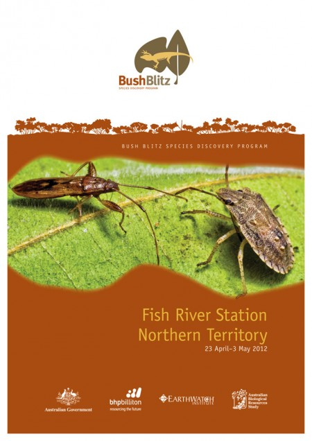 Fish River Station NT 2012