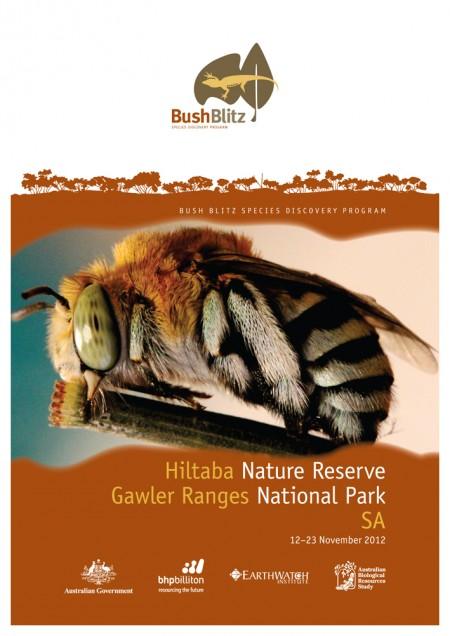 Hiltaba Nature Reserve and Gawler Ranges National Park SA 2012