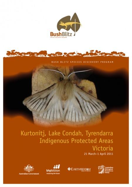 Kurtonitj, Lake Condah, Tyrendarra Indigenous Protected Areas VIC 2011