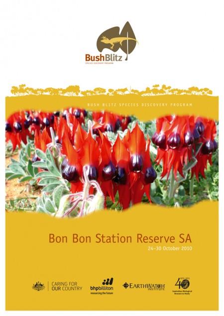 Bon Bon Station Reserve SA 2010