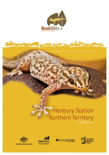 Henbury Station NT 2013