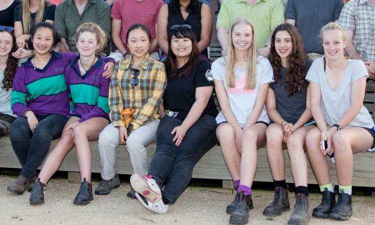 Year 10 students, Methodist Ladies College
