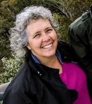 Helen Cross : Bush Blitz Administration officer: