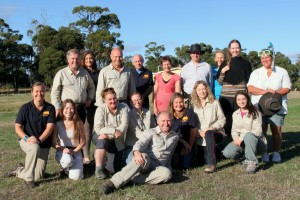 Bruny Island group photo (cropped)